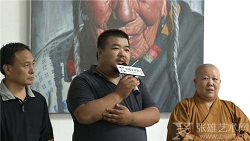 北京城市客厅艺术总监卢鹏致辞
