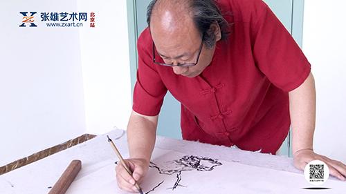 初识李庆林 - 北京站报道