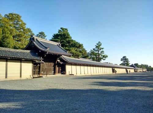 京都天皇御所