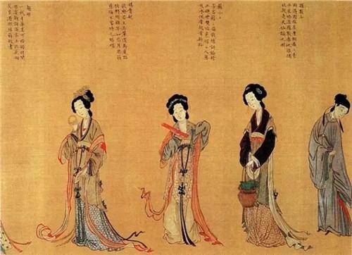 博物馆里的美人:古典美竟从未被超越