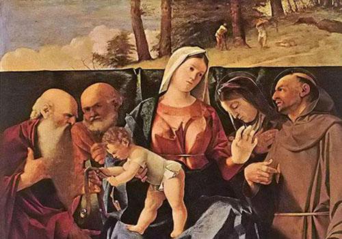 进行中|文艺复兴时期意大利艺术、文化和生活