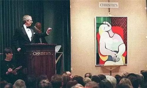 1997年佳士得拍卖行上的《梦》
