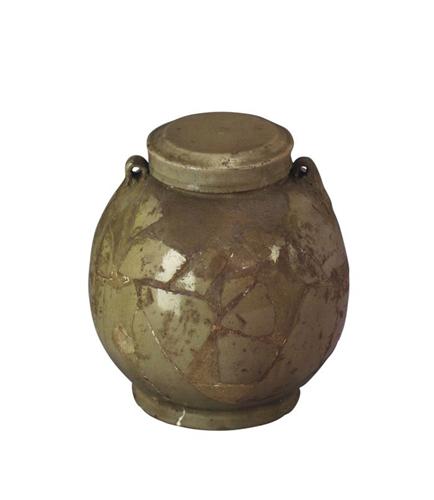 南寺塔出土青瓷罐