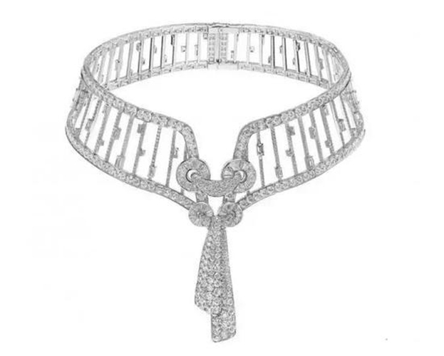 Harry Winston海瑞温斯顿顶级珠宝系列之QIPAO项链