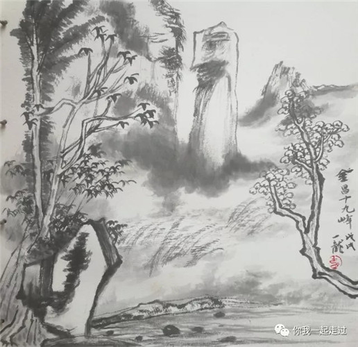 清华大学美术学院书画高研班招生——禅宗山水画专项研修课程主讲人胡一龙