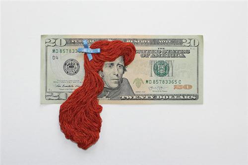 """是时候给钞票上的大人物换换""""发型""""了!"""