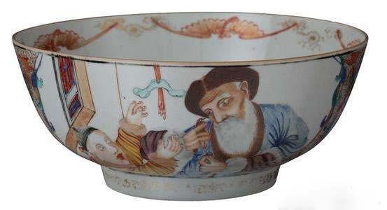 外销瓷——征服世界的艺术外交瓷