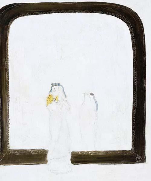 保利厦门春拍3.5亿收槌 常玉《镜前母与子》1897.5万夺魁