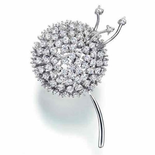 当珠宝与花结合……谁能抗拒它的魅力?
