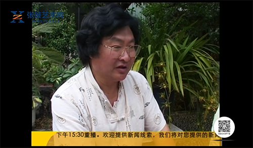 胡祝三——丽江电视台《新闻夜班车》