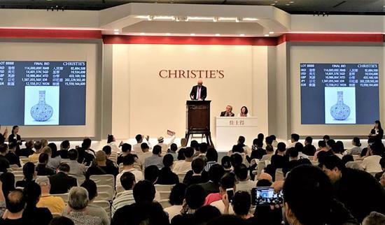 内地在中国艺术品世界交易中心地位竞争力上一直处于上升地位,这对于两国艺术界之间的交流是很好的桥梁,这一次成功算得上是两国艺术界的成功。