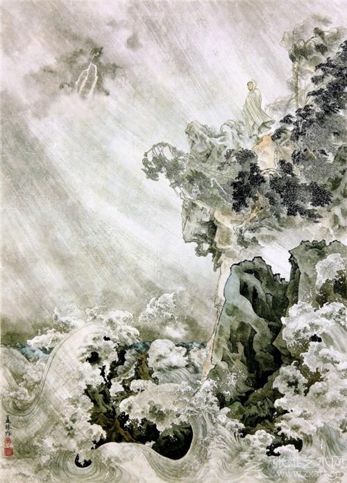 《风雨海哨》杨夏林  1956年