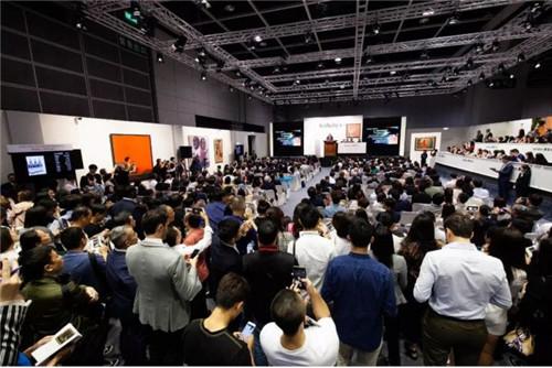 香港苏富比秋拍 成交额达36.4亿港元