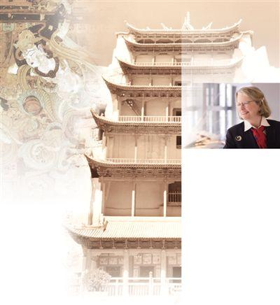 倪密·盖茨:敦煌艺术是了解中国文化的窗口
