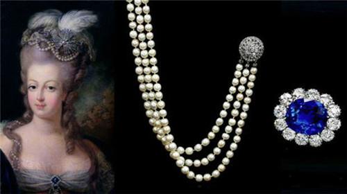 法国玛丽女王旧藏珠宝两百来首见于世 即将上拍