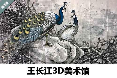王长江3D美术馆
