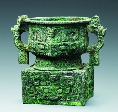 利簋(青铜器) 西周 中国国家博物馆藏