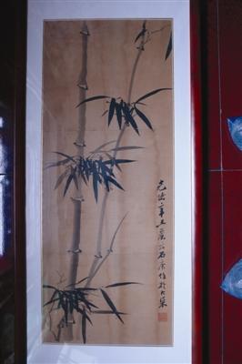 石庚用墨竹抒写心怀、人生、志趣、风骨