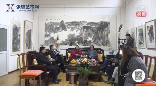 潘建博中国画作品巡回展(厦门站)研讨会在京举行