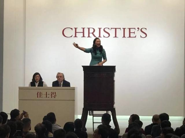 中国买家频繁在全球艺术品市场崭露头角
