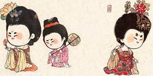 唐朝女子都梳什么头?——聊聊唐代女俑法发型