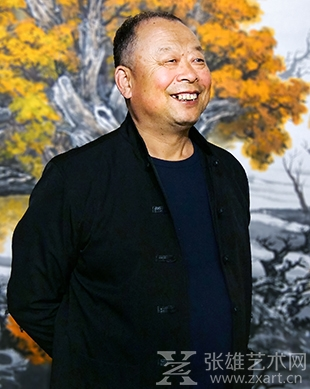 黄杨国画《景色宜人》拍出近11万元