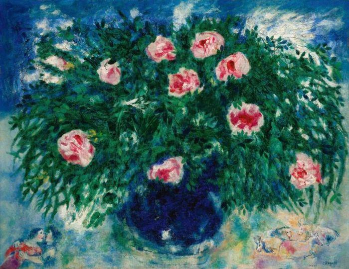 三件夏加尔作品领衔印象派及现代艺术晚拍