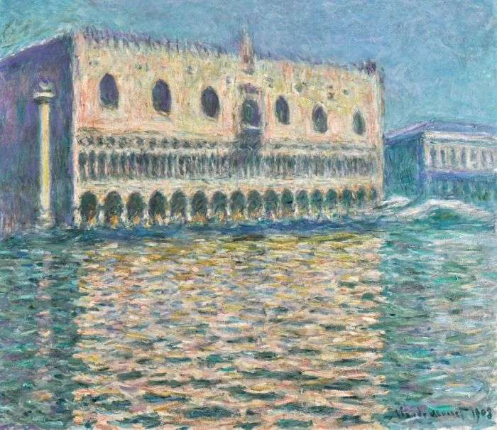 莫奈《总督宫》将现身苏富比印象派及现代艺术晚拍