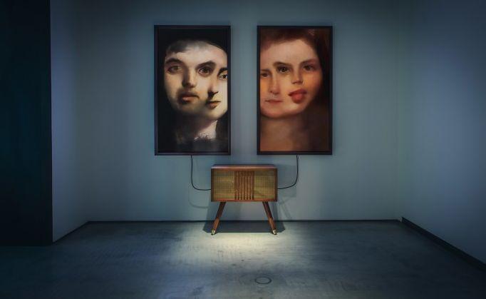 第二件AI艺术品《路人记忆1》即将上拍