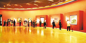 靳尚谊再向中国美术馆捐赠三十五件代表作