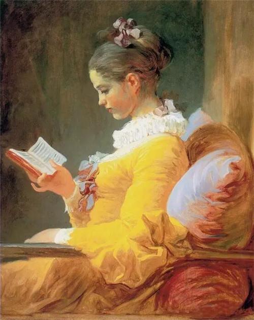 世界读书日,用名画解读阅读的十二种姿态