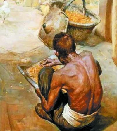 劳动最光荣 画家笔下的劳动之美