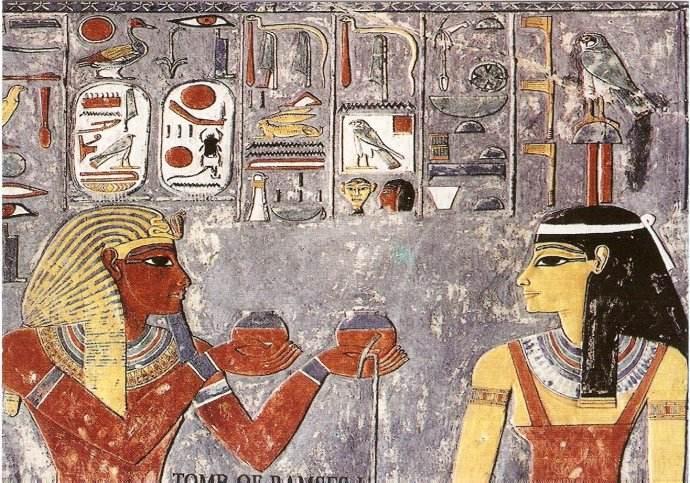 漫谈埃及、希腊艺术的嬗变