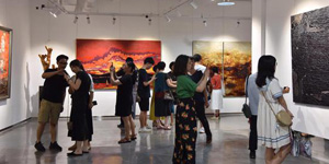星河鹭起 重量级艺术大展惊艳鹭岛