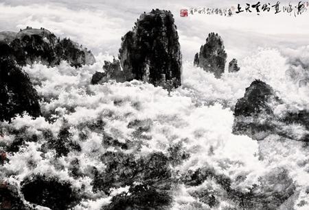 刘人岛——新时代大美术实践下的弄潮儿
