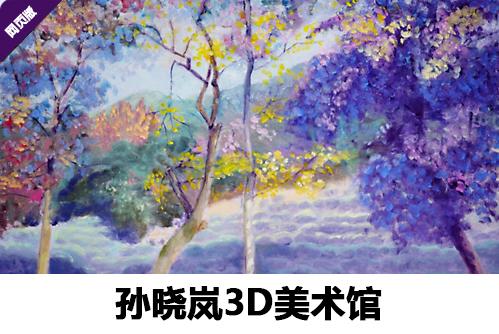 孫曉嵐3D美術館