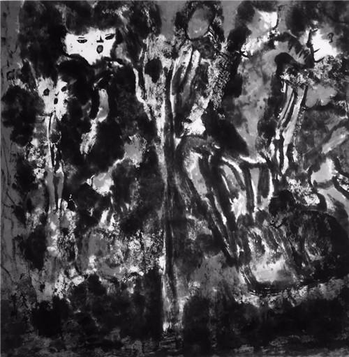 著名艺术家王华明:广角镜下的艺术行为