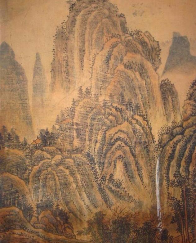 禅宗思想是如何影响山水画的?