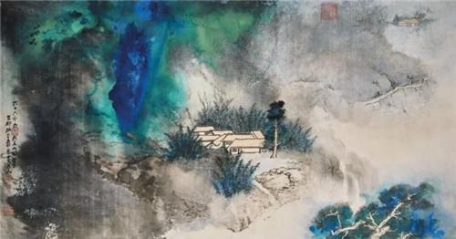 五百年来一大千:香港佳士得秋拍推出数幅张大千精品