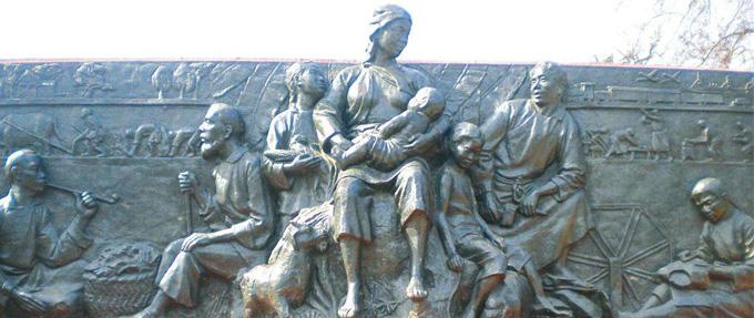 中国雕塑70年:为新中国造像
