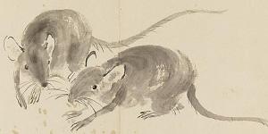 老鼠题材的作品折射出怎样的历史文化内涵?