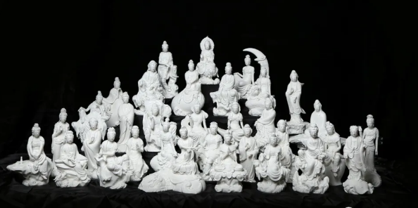 吴志勇:35尊作品被中国美术馆(中国艺术界的最高殿堂)收藏