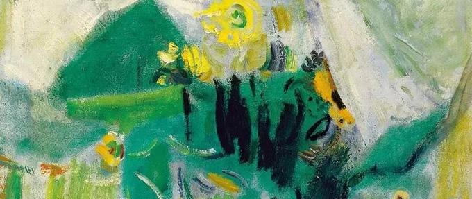 中国抽象油画奠基人吴大羽多幅作品高价成交