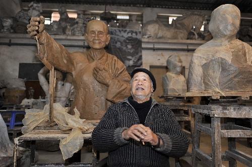 著名雕塑家潘鹤因病在广州逝世 享年95岁