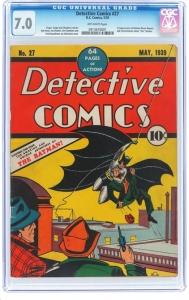 曾经售价仅10美分的老杂志拍出150万美元