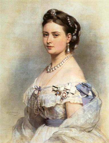 《(英国)皇家公主维多利亚》(victoria, princess royal)