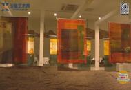 MinMin染色画展