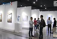 """""""青年艺术+""""青年艺术家推广计划国内巡展在时代艺龙美术馆开幕"""