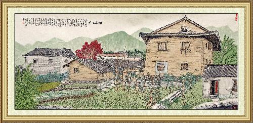 巴秋心象物语艺术馆