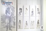 杨晓阳工作室•国家美术发展专题创研班作品展(宋庄站)- 北京站报道